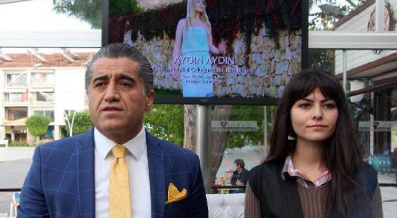 Türkücüden Rusya'ya ilginç protesto: Kliplerini yaktı!