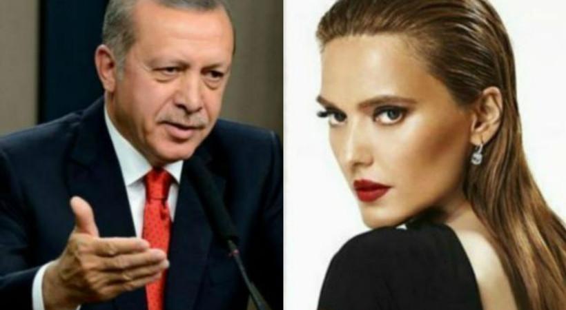 Cumhurbaşkanı Erdoğan'dan Demet Akalın'a teşekkür telefonu