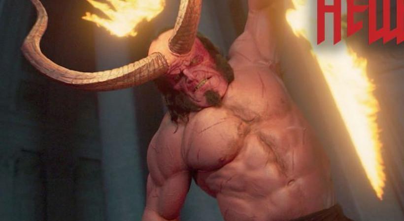 Hellboy 11 yıl sonra 11 Nisan'da geri dönüyor