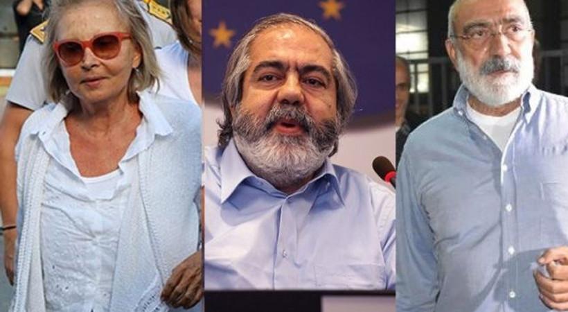 Anayasa Mahkemesi, Nazlı Ilıcak ve Altan kardeşlerin de aralarında olduğu 10 gazeteci için toplanıyor!