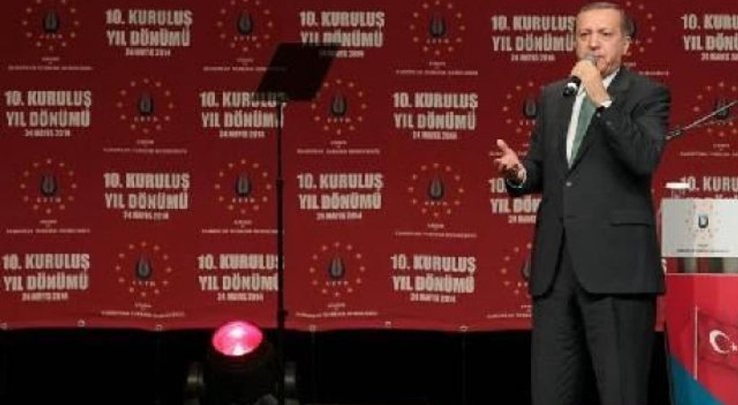 Başbakan Köln'den Alman medyası için konuştu: 'Kendini bilmez bir dergi şahsımı cehenneme gönderiyordu'
