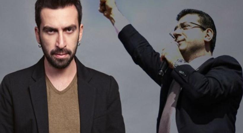 Erdem Yener'den çok konuşulacak Ekrem İmamoğlu mesajı!