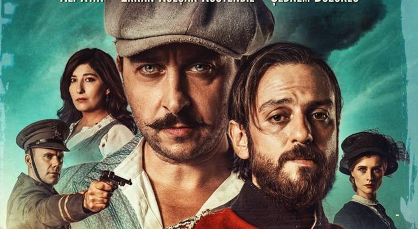 Türk İşi Dondurma filminin afişi yayınlandı! Ne zaman vizyona girecek?