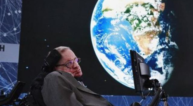 Stephen Hawking istedi, ünlüler akın etti!