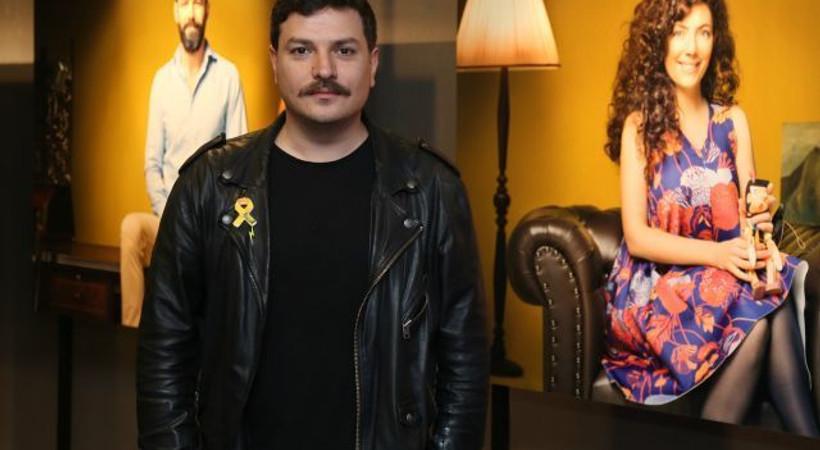 Mehmet Turgut'tan 'Kanserli Çocuklara Umut Vakfı' için sergi
