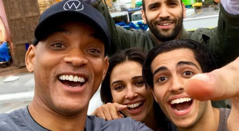 'Aladdin' filmini kutlamak için #FriendLikeMe kampanyası başladı!