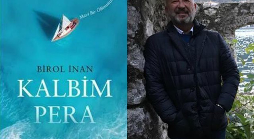 Macerası ve aşkı yüksek bir roman: Kalbim Pera
