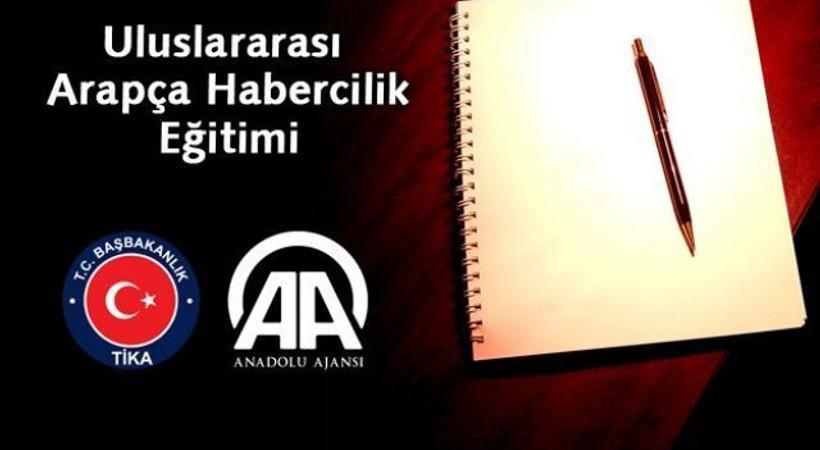 AA'dan Tunuslu gazetecilere eğitim!