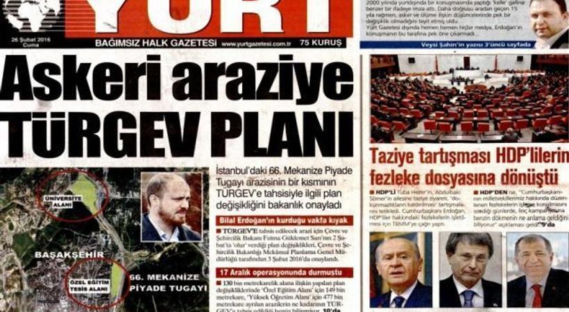 Yurt krizi sürüyor! Gazetenin eski çalışanları isyan etti