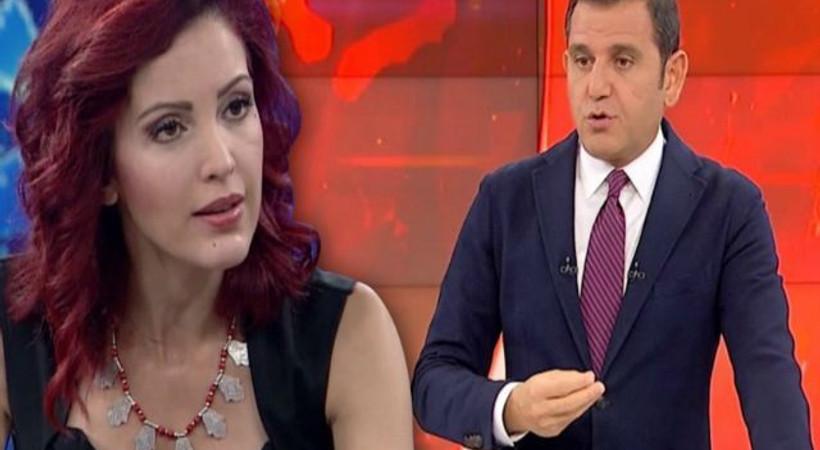Nagehan Alçı'dan Fatih Portakal'a tepki: Utanç verici gerçekten!