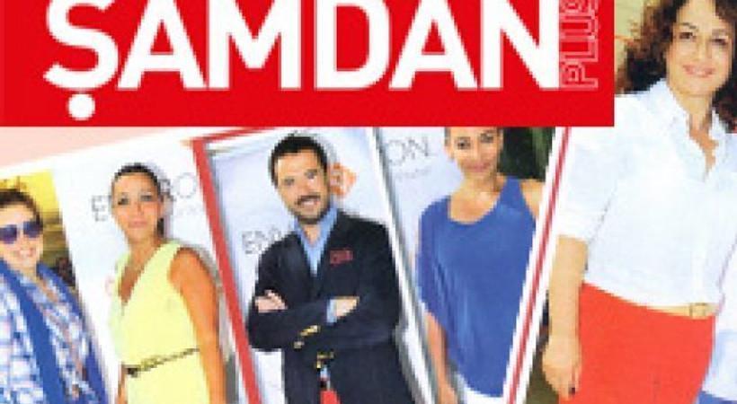 Şamdan'dan yeni dergiye transfer