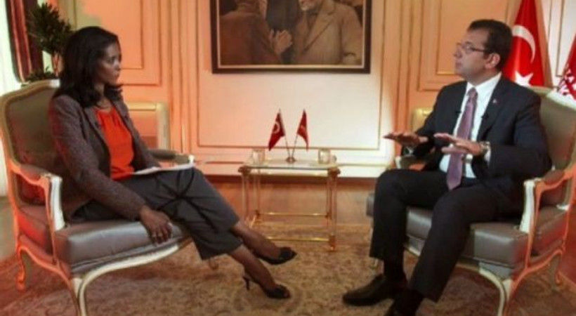 Ekrem İmamoğlu'ndan Cumhurbaşkanı adaylığı için flaş açıklama