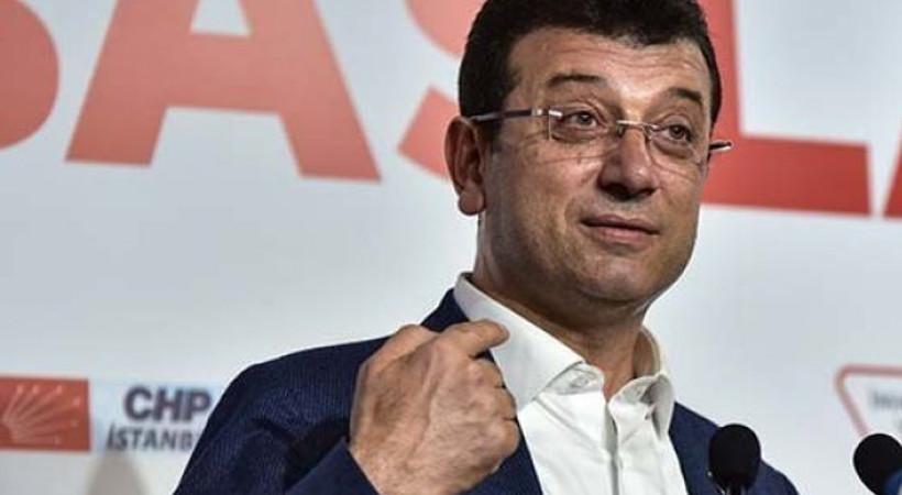 İmamoğlu, chp.org.tr'ye İstanbul Büyükşehir Belediye Başkanı olarak eklendi