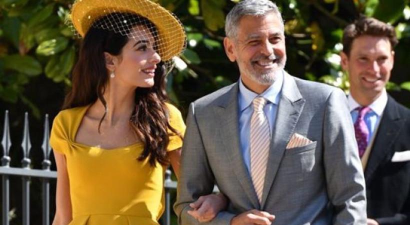 George Clooney ve Amal Clooney boşanıyor mu?