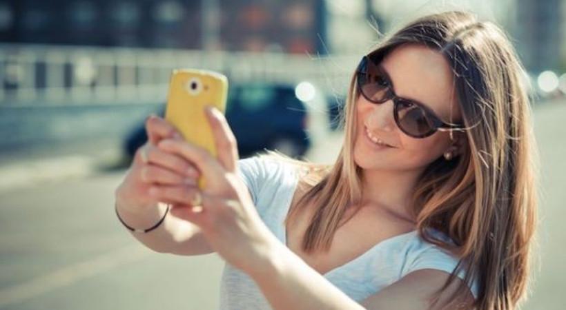 Artık 'selfie'ler hiç olmadığı kadar güzel olacak!