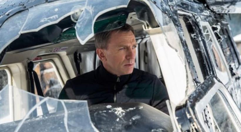 Yeni James Bond'dan ilk fragman