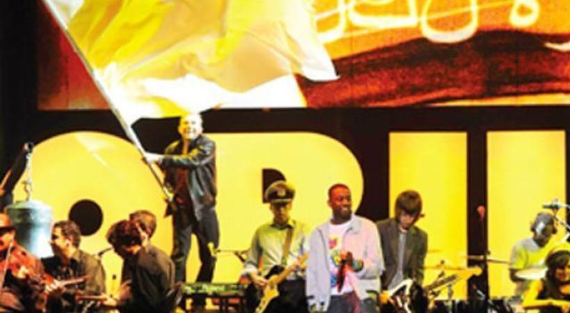 Suriyeli müzisyenler İstanbul'da Caz yapacak
