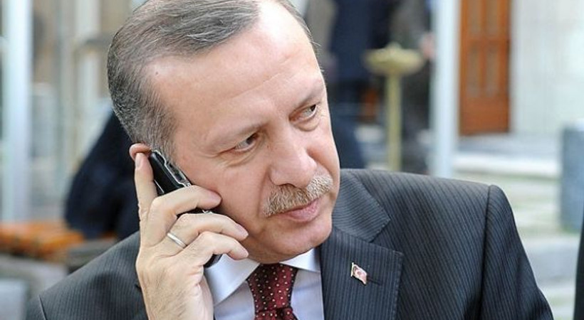 Erdoğan'dan Fransa'ya Charlie Hebdo telefonu