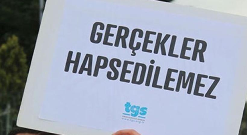 Gazetecilerden Erdoğan'a: OHAL sözünü tut, Saray ve patron baskısına son