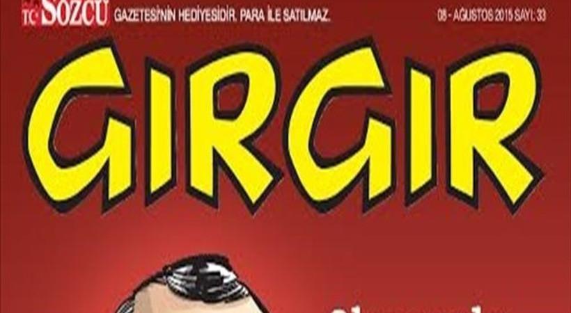 Şehit askerler Erdoğan'a sesleniyor! Bu hafta Gırgır'ın kapağında!