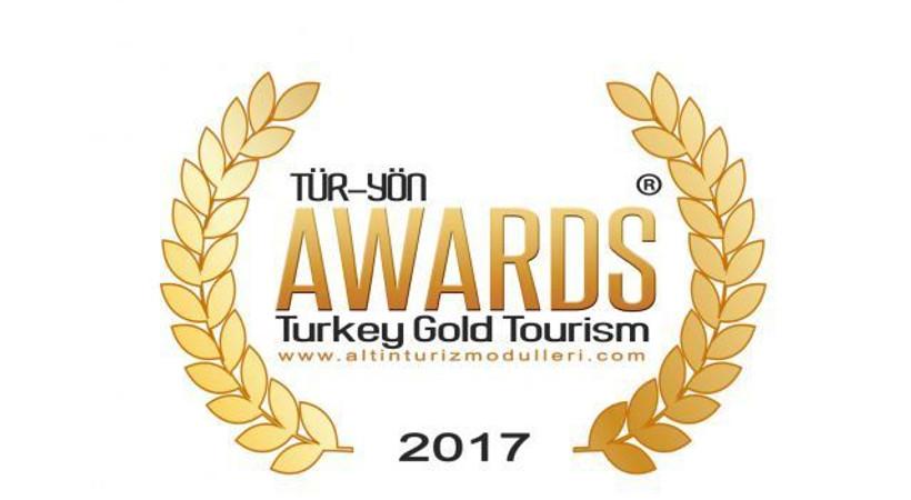 'Türkiye Altın Turizm Ödülleri' sahiplerini buluyor
