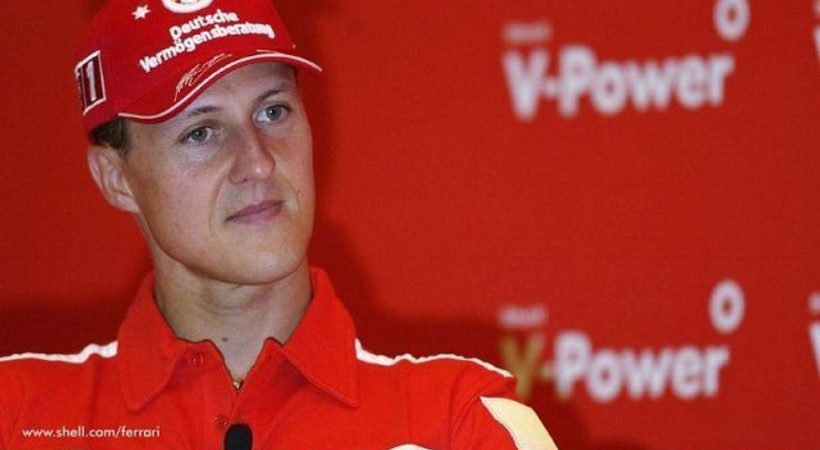 Schumacher'in doktoru umutsuz
