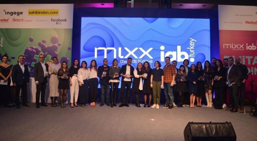 Dijital dünyanın Oscar'ı kimlere gitti? İşte, Mixx Awards'ın kazananları...