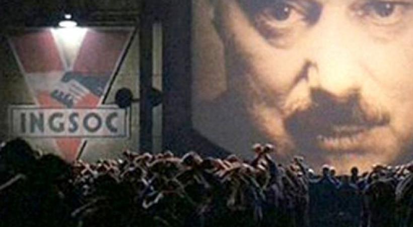 1984 yeniden Beyazperdeye uyarlanıyor!