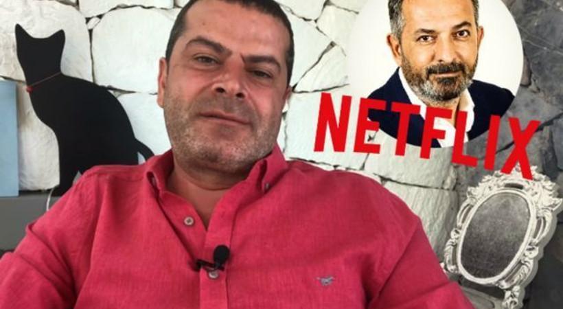 Cüneyt Özdemir'den Akif Beki'ye Netflix göndermesi!