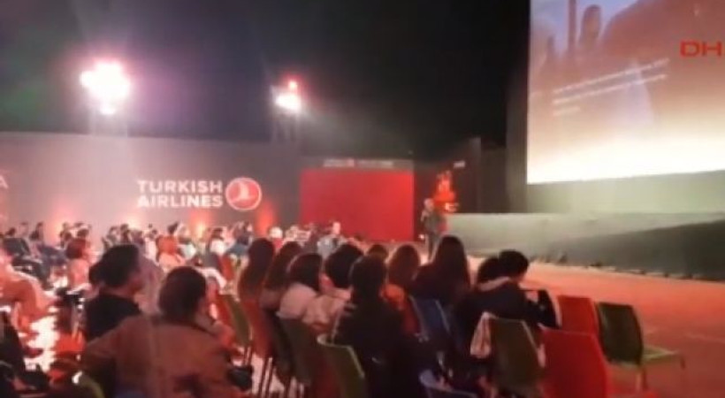 Antalya Film Festivali'nde 'İnsan Seli' krizi!