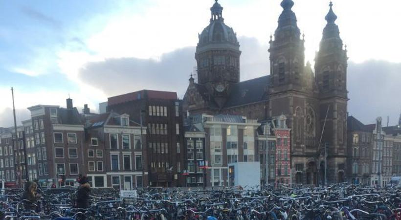 Ruha iyi gelen şehir: Amsterdam