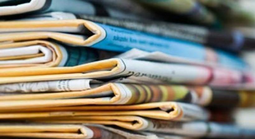 Ağustos ayının ilk haftasında hangi gazete kaç adet sattı?