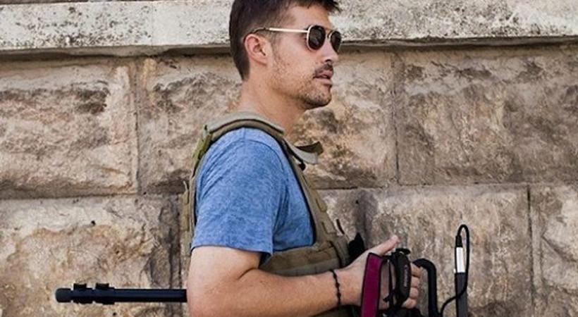 IŞİD'in öldürdüğü gazetecinin ailesinden ortalığı karıştıracak iddialar!