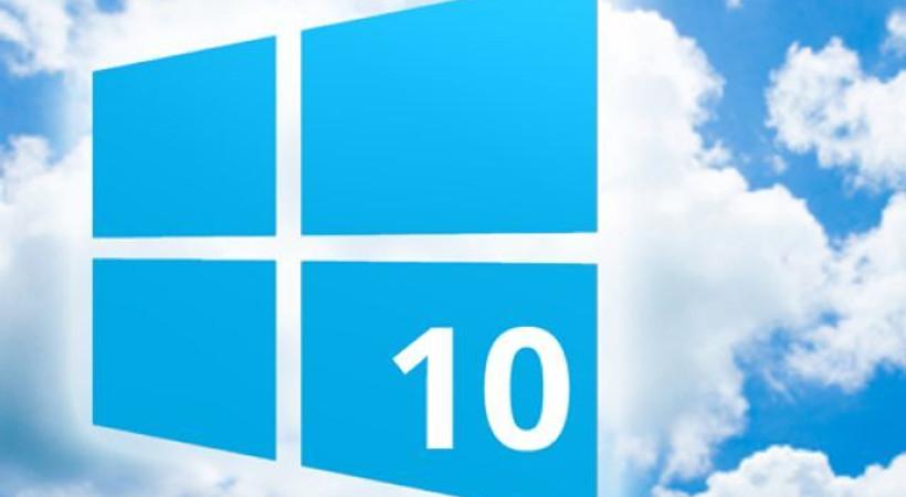 Windows 10'dan rekor