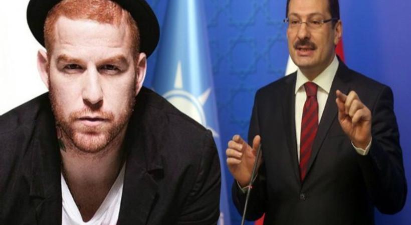 Gökhan Özoğuz'dan Ali İhsan Yavuz'a tepki!