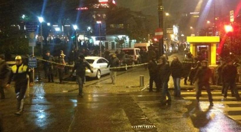 İntihar saldırısını gerçekleştiren kadın canlı bombanın görüntüleri ortaya çıktı!