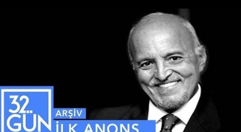 32. Gün'den TRT Arşiv'e anlamlı mesaj: 32. Gün, 1985 yılında Mehmet Ali Birand'ın bu ilk anonsuyla başladı!