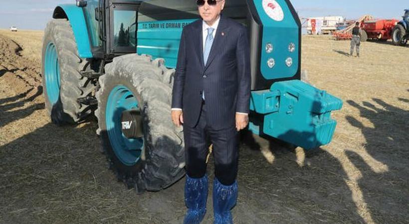 Ahmet Hakan'dan Erdoğan'a 'galoş' eleştirisi