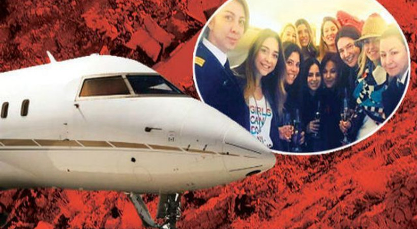 Jet kazası soruşturmasında yeni gelişme!