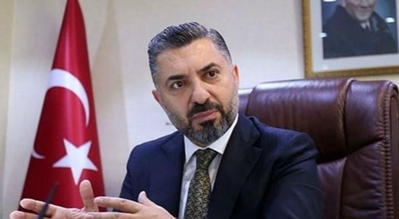 CHP, RTÜK Başkanı Şahin için harekete geçti