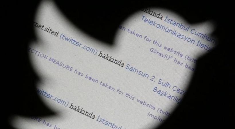Yine zirvedeyiz: Türkiye, Twitter sansüründe dünya birincisi