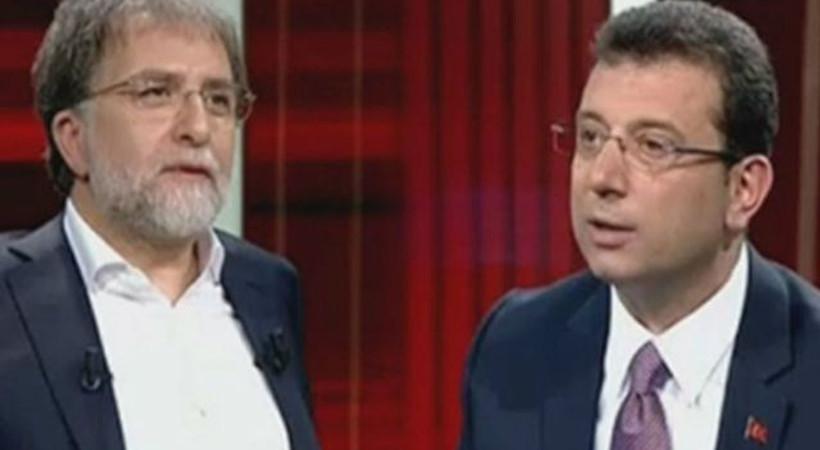 Ahmet Hakan'dan Ekrem İmamoğlu'na çağrı!