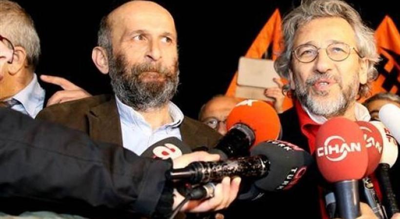 Can Dündar ve Erdem Gül serbest kaldı! Uluslararası medya dünyaya böyle duyurdu