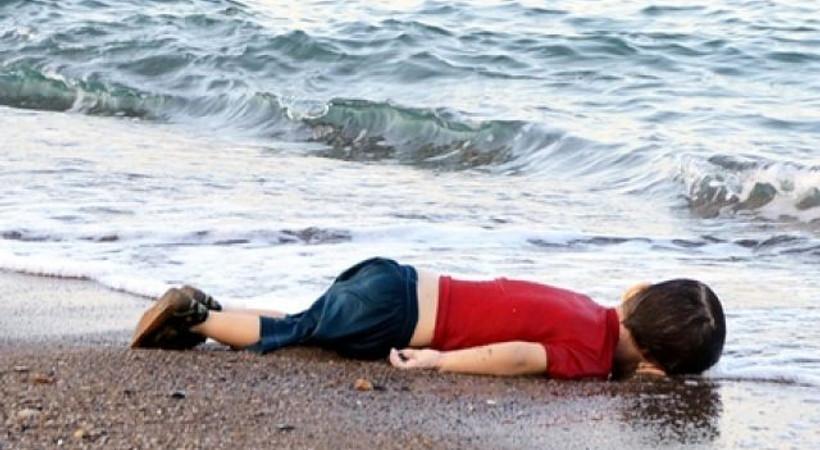 Yılın Basın Fotoğrafı Ödülü 'Aylan Bebek'e