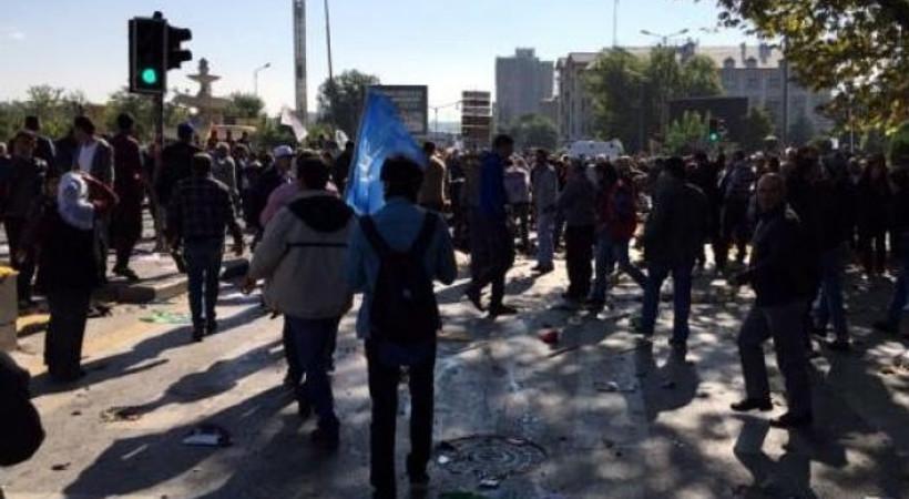 Ankara'daki saldırıyla ilgili yayın yasağı!