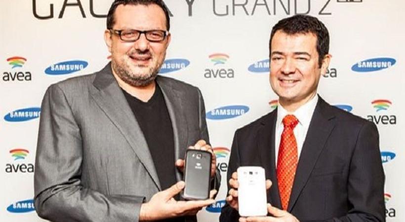 Samsung'un Avea'ya özel telefonu tanıtıldı