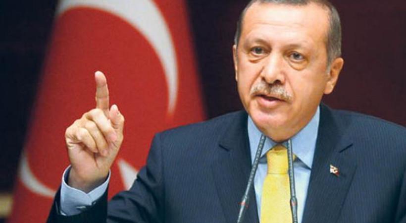 Erdoğan Twitter'dan bombaladı: Emir dağdan değil Hak'tan!