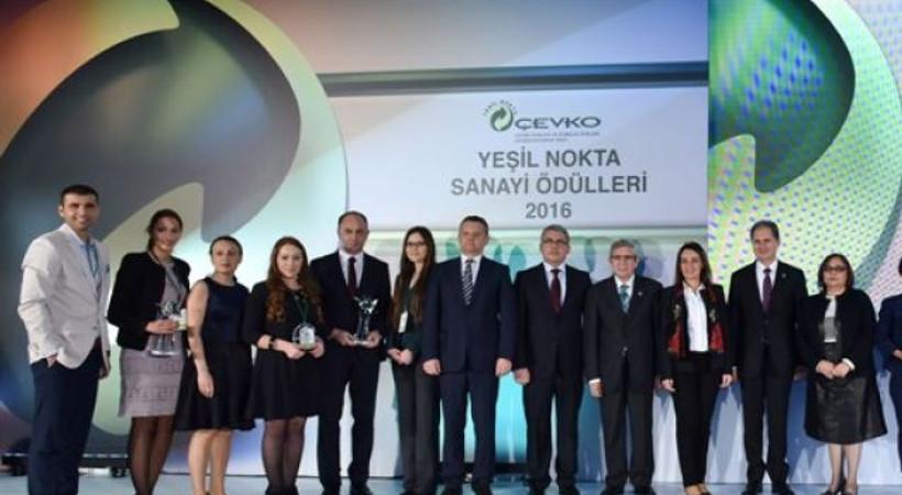 İşte, Yeşil Nokta Basın Ödülleri'nin kazananları!