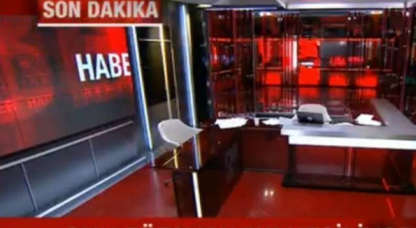 Asker, CNN Türk binasına girdi, yayın 1 saat kesildi! İşte, o anlar...