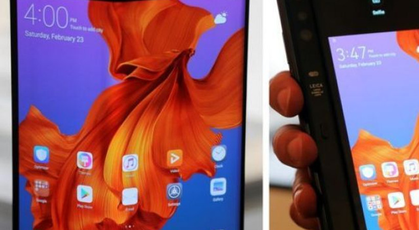 Huawei son bombasını tanıttı!